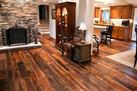 reclaimed antique oak hit skip hardwood flooring traditional