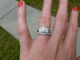 3 engagement ring pin by duncan on wedding ideas three