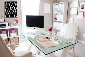 Glass Home Office Desk Best Home Office Ideas For And Bosses