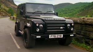 land rover defender 2016 khan prindiville defender the luxury land rover fifth gear