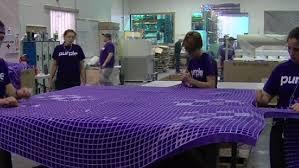 purple mattress reviews how utah based purple mattress company u0027s pulled off its viral