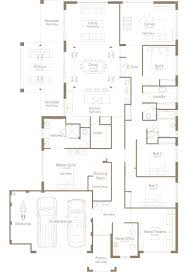 house plans with large laundry room simple hand sketch of office floor plan features preliminary