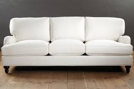How To Find The Perfect Upholstered Piece How To Decorate - Ballard design sofa
