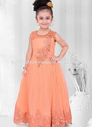 kids 2016 clothes latest baby frocks net designs elegant dress for