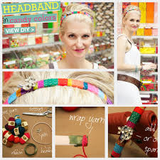 headband brands wrapped headband diy in bonbons