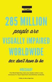 World Blindness Day 45 Besten World Sight Day Bilder Auf Pinterest Ich Bin Froh