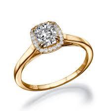 gold engagement rings cushion cut cushion cut engagement ring halo ring 14k gold engagement
