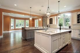 kitchen with 2 islands kitchens 2 islands