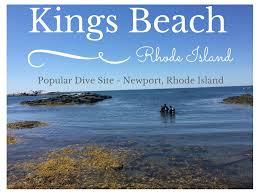 Rhode Island snorkeling images Katie wanders scuba diving kings beach newport rhode island jpg