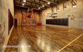 best of indoor home basketball courts archaicfair images about