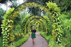 Singapore Botanic Gardens Location Stasha Fashion Singapore Botanic Gardens Stasha