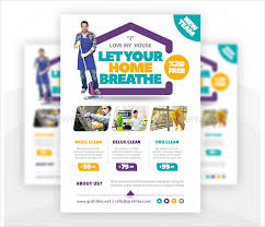 free house cleaning flyer templates 16 house cleaning flyers free u0026 premium download