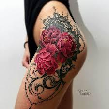 25 beautiful rose hip tattoos ideas on pinterest hip tattoos
