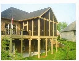 covered porch knoxville screened porches covered porches and front porches