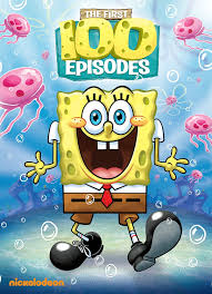 amazon com spongebob squarepants the first 100 episodes