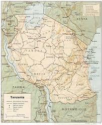 Flag Of Tanzania African Studies Center Tanzania Page