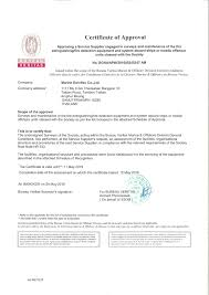 contact bureau veritas bv fee page 1 msc