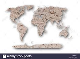 Beautiful World Map by Antique Architecture Art Backdrop Background Beautiful Block Brick