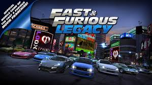 race against your friends in cars from the movies in fast