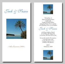 wedding invitations island island wedding invitations stationery