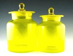 yellow kitchen canisters yellow kitchen canisters yellow kitchen canisters vintage kitchen
