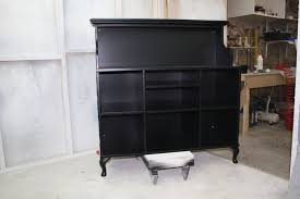 Desks Hair Salon Front Desk Vintage Chic Hair Salons Black Velvet Padded Front Reception