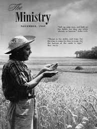 the biblical background of thanksgiving ministry magazine