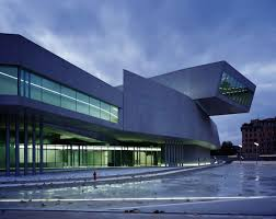 Contemporary Architecture by Contemporary Architecture Museum Of Xxi Century Arts