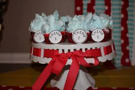 dr seuss baby shower favors photo dr seuss thing one image
