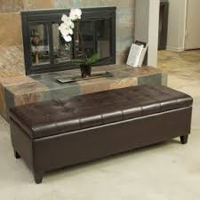 ottomans with trays foter