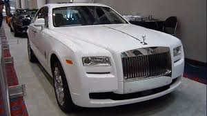 rolls royce white phantom 2013 rolls royce ghost sedan white portland auto show 2013 youtube