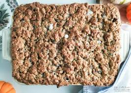 Sweet Potato Recipe For Thanksgiving With Marshmallows Oatmeal Cookie Marshmallow Sweet Potato Casserole Life U0027s Little