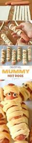 crescent roll mummy dogs recipe mummy dogs crescent