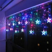 Outdoor Lighted Garland Popular Outdoor Lighted Christmas Star Buy Cheap Outdoor Lighted