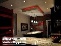 Ceiling Design For Kitchen Kitchen Gypsum Ceiling Design Collection And Pleasant False