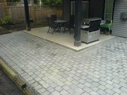 Cost Of Brick Patio Brick Patio Cost