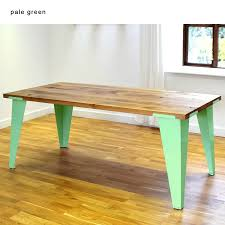 reclaimed french oak dining room table by jam furniture