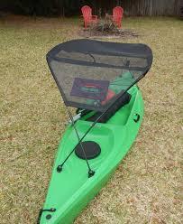 Sailboat Awning Sunshade Windpaddle Sails Bimini Sun Shade Kayak Accessories Mark So