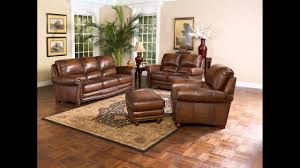 Living Room Furniture Collection Leather Furniture Living Room Youtube