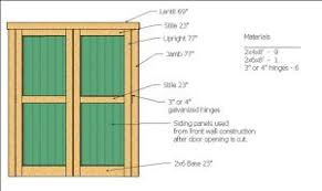 Plans To Build A Wood Shed by 12x10 Saltbox Shed Plans