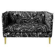 Settee Dictionary French Seam Settee Oh Joy Target