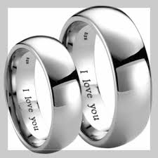 jvl wedding bands wedding ring unique titanium wedding rings titanium wedding