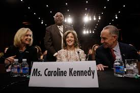 caroline kennedy sells out camelot new york post