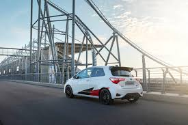 yaris grmn aka gazoo racing masters of the nurburgring