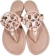 tory burch makeup leather miller sandals size us 6 5 regular m b