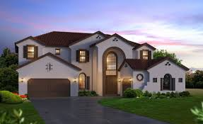 spanish house style new homes in orlando ici homes