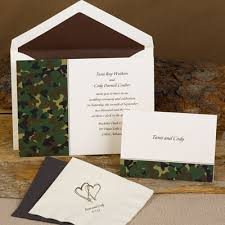 camouflage wedding invitations army wedding invitations camouflage wedding invitations the