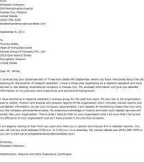 cover letter biology research cover letter example psychology