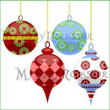 clipart tree ornaments clip for
