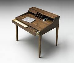 secretaire de bureau luxury modern bureau secretaire in solid wood wharfside